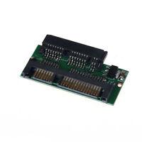 4.6cm Adapter Micro SATA HDD SSD 3.3V zu 2,5 zoll 22-POLIG Sata 5V Adapter Lot