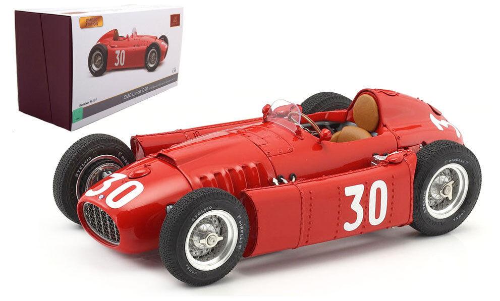 CMC M-177 Lancia D50 nd Monaco GP 1955 - Eugenio Castellotti 1 18 Scale