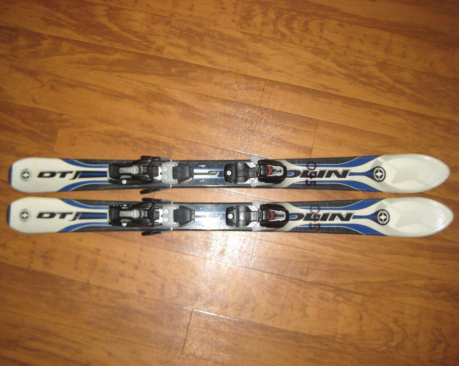 OLIN DTJ Youth Kids Juniors Skis 112 CM Marker M 450 Bindings SKI JR