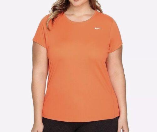 842 Reflective Dri fit T 747056 2x Nike Size da Miler running da shirt Plus donna UwqxT6FU