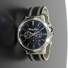 f00bb787e9ce Thomas Sabo Mens Rebel Spirit Chronograph Wa0284-280-203-42 Watch