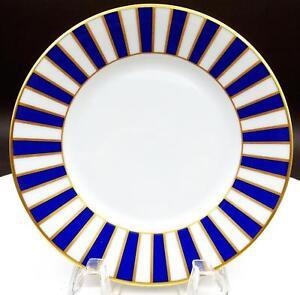 Richard-Ginori-Italy-Amadeus-Azul-Claudio-la-Viola-15-9cm-Pan-Placa-1998-2006