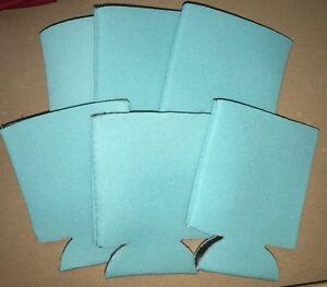 Image Is Loading Any Color 6 Pack Coozie Koozie Koolie Blank
