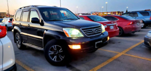 2007 Lexus GX V8 technology