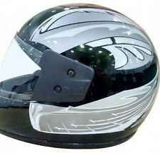 Full Face Motorcycle Scooter Scooty Helmet for Gents/Boys with ISI Mark