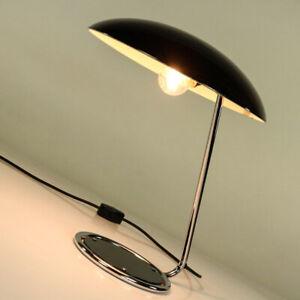 Kaiser-Idell-Tisch-Leuchte-Christian-Dell-Bauhaus-Modell-6761-Lampe-Vintage-50er