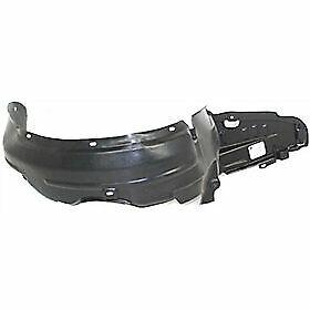 Driver Side Splash Shield For 97-2001 Honda Prelude Front