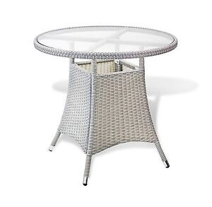 Gray Resin Wicker Outdoor Furniture