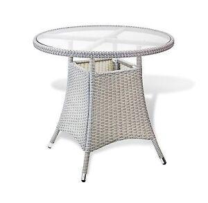 Gray Resin Wicker Outdoor Furniture