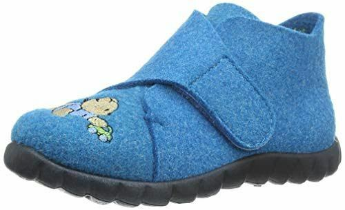 Superfit Happy BoysGirls Childrens Kids Character Soft Slippers Comfy House Shoe
