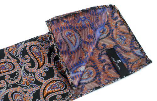 Cafayate Onyx Silk Lord R Colton Masterworks Pocket Square $75 Retail New