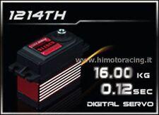 SERVO DIGITALE 16Kg POWER HD HUGH VOLTAGE CON INGRANAGGI IN TITANIO HD-1214TH