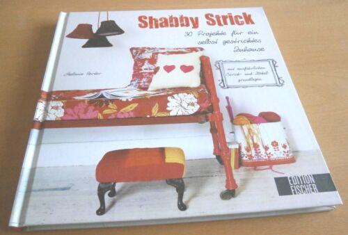 1 von 1 - Shabby Strick: 30 Projekte für ein selbst gestricktes Zuhause