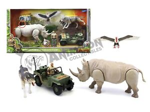 JUMANJI-ULTIMATE-Collection-RHINO-JEEP-WOLF-1-Action-Fig-LANARD-Animal-2019