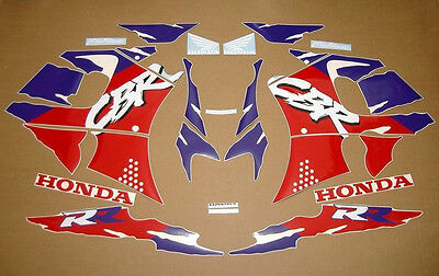 CBR 900RR Fireblade 1994 decals stickers graphics set kit autocollants pegatinas