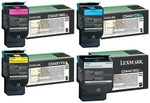 New-Genuine-Lexmark-Extra-HY-Toner-Cartridge-for-C544-C546-X544-X546-X548