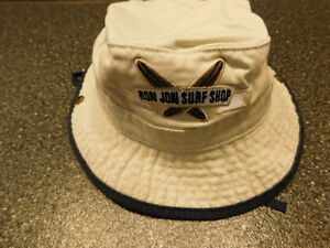 Image is loading RON-JON-SURF-SHOP-Kids-Hat-bucket-sun- 2144bc3d7c3