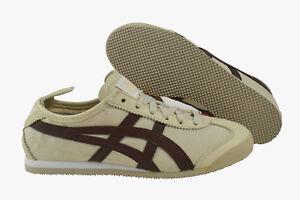 san francisco 9897a 36eae Details zu Asics Onitsuka Tiger Mexico 66 birch denim brown Schuhe beige  HN305 1661 SALE