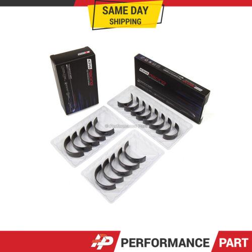 King Racing Main Rod Bearings for JDM Honda ZC Civic CRX Acura 1.6 D16A1 D16A6