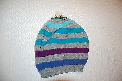 NWOT Tucker & Tate Boys' Men's Cotton Cashmere Beanie Hat One Size ..