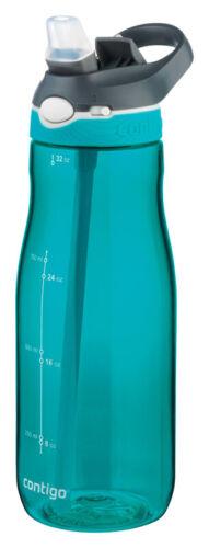 Contigo 32 oz environ 907.17 g Ashland Autospout bouteille d/'eau bleu//vert