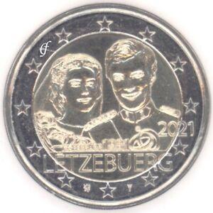 Luxemburg alle 2 Euro Gedenkmünzen / Sondermünzen - alle Jahre wählen - Neu