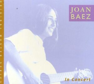 Joan-Baez-In-Concert-1-New-CD-Neuauflage