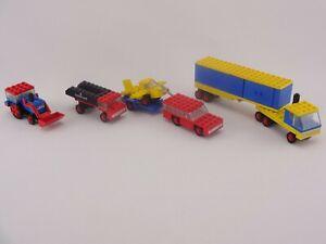 LEGO-City-Konvolut-604-606-660-694-13