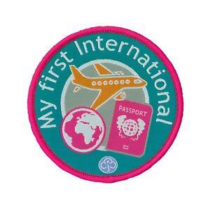 Guide-Badge-1st-International-Camp-Girl-Guiding