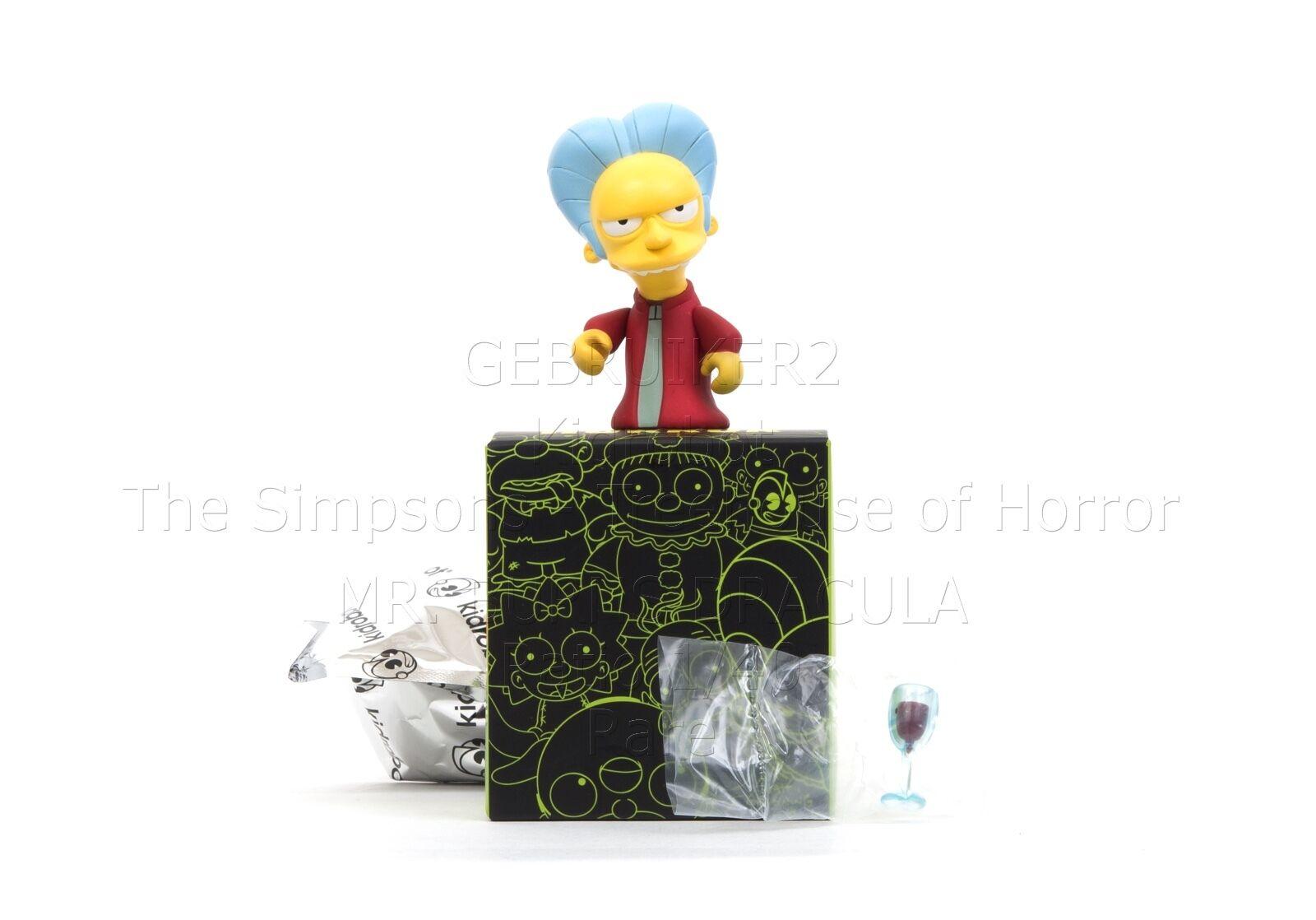 Kidrobot The Simpsons Treehouse of Horror MR. BURNS DRACULA 1 40 Matt Groening
