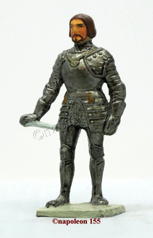 Figurine, Soldat de Plomb Ancien GrünUNNI. Arthur de Bretagne