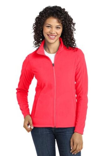 Port Authority® Ladies Microfleece Jacket L223  XS to 4XL Brand New!