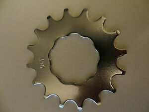 "Bmx Cog Steel 16 Tooth 3/32"" New Rrp £10 Hard-Working Redline Single Speed 168"