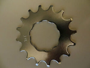 "168 Hard-Working Redline Single Speed Bmx Cog Steel 16 Tooth 3/32"" New Rrp £10"