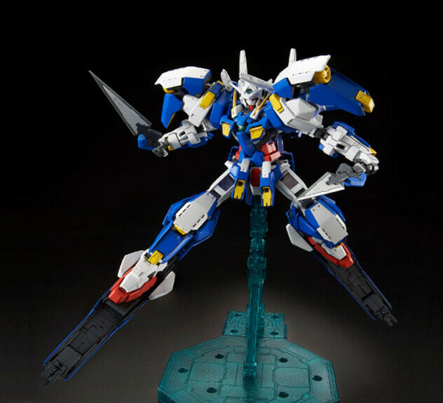 GN-001 hs A01D Gundam Avalanche Exia Dash GUNPLA MG Master  Grade 1 100 00 Gundam  magasin d'usine