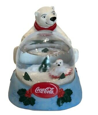 Coca Cola Graffiti Oldies Figure Collection #5 Polar Bear KAIYODO Japan 2003