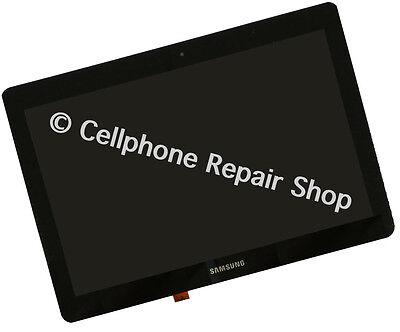 Samsung P5100 Galaxy Tab 2 10.1 LCD Display Touch Screen Digitizer Window Frame