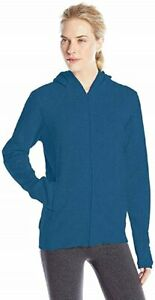 Soffe-Womens-Hoodie-Fleece-Zip-Up-Hooded-Sweatshirt-with-Pockets-Premium-Quality