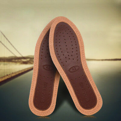 Genuine Leather Insoles For Shoes Pad