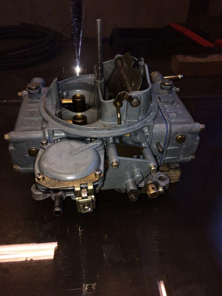 4160 Holley karburator