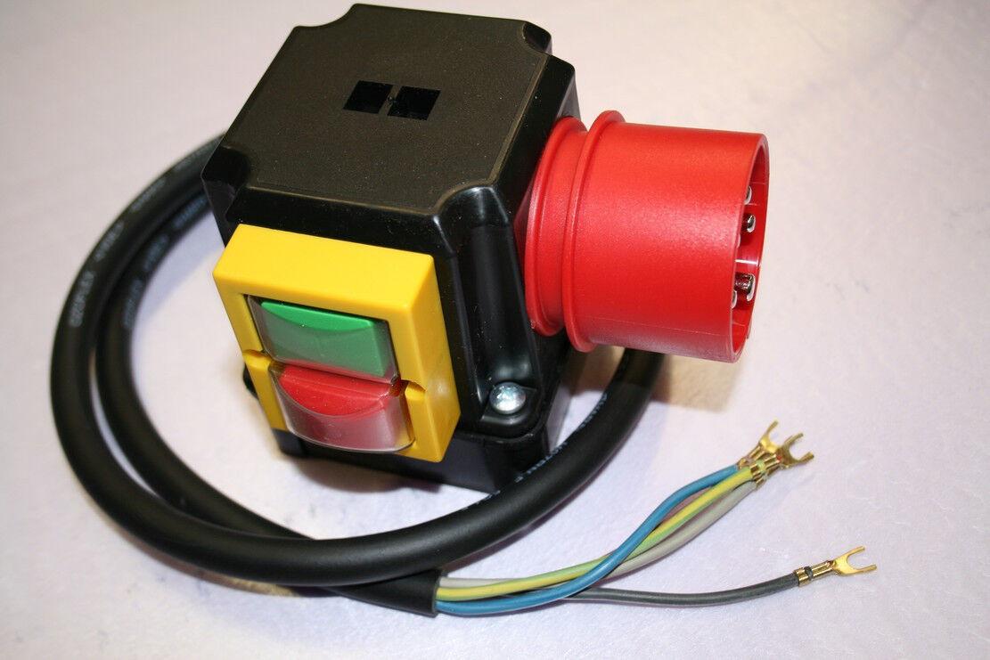 Motorstarter SSK820 400V 9, Motorschutz 9A, Unterspannung, Elektromotor, Spalter