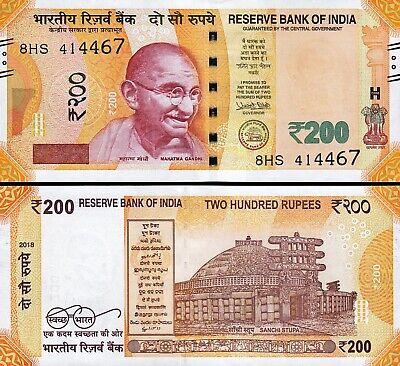 INDIA 50 RUPEES 2018 P NEW DESIGN UNC