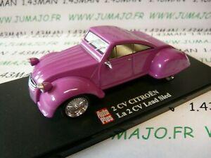 2CVAP12F-voiture-1-43-ELIGOR-Autoplus-CITROEN-2CV-n-9-Lead-Sled-coupe