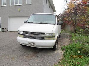 2005 Chevrolet Astro -