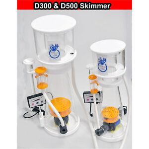 CORAL BOX CURVE DC PROTEIN SKIMMER D300 PLUS D500 PLUS D700 JEBAO JECOD