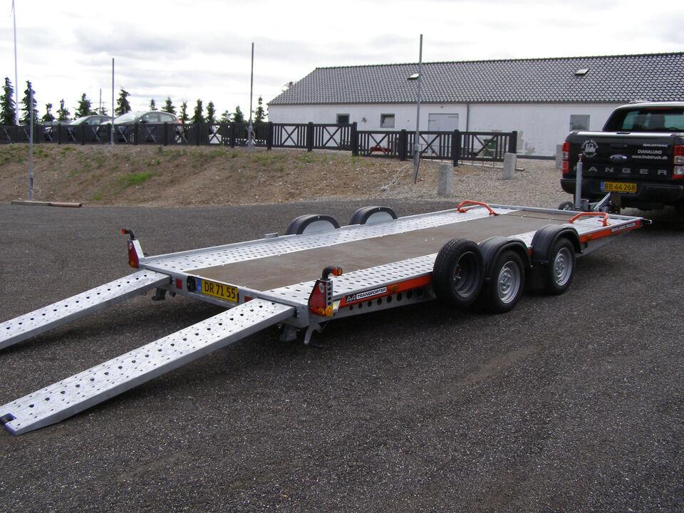 Fabriksny Super fin Brian James Autotrailer A4