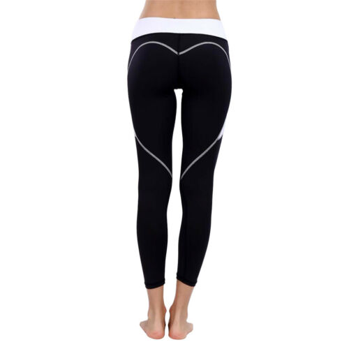 Women/'s Workout Running Yoga Tights With Pocket Moisture Wicking Long Pants