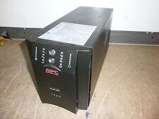 APC SMART-UPS SUA1000I 1000VA BATTERY BACK-UP 8 X C13 USB SERIAL - BATTS REMOVED