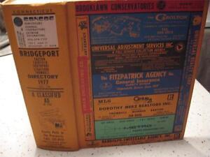 1977-BRIDGEPORT-EASTON-FAIRFIELD-SOUTHPORT-STRATFORD-CONN-PRICE-amp-LEE-DIRECTORY