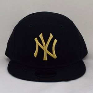 6f352455c44 ... essential snapback ny yankees scarlet white 16b6a 504ad  order image is  loading new era kids infant 9fifty gold on navy e5979 cad0b